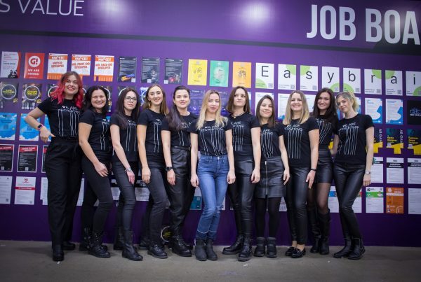 Games Gathering Kiev 2019: масштабы, рекорды и вакансии